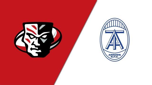 Utah Warriors vs. Toronto Arrows (Major League Rugby)