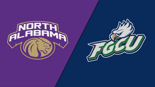 North Alabama vs. Florida Gulf Coast (W Volleyball)