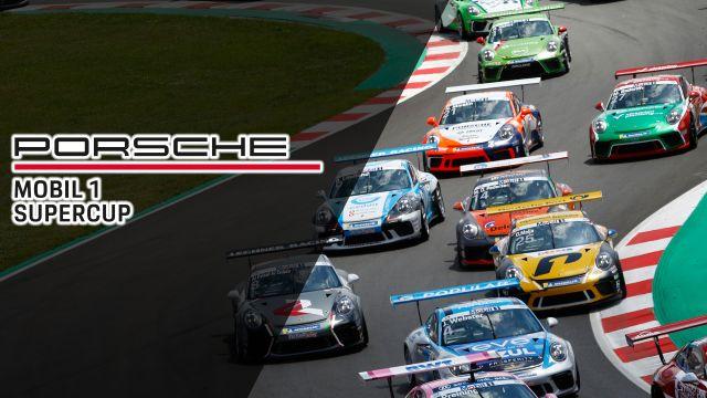 Porsche Supercup Series Monaco Practice