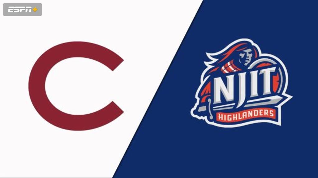 Colgate vs. NJIT (W Basketball)