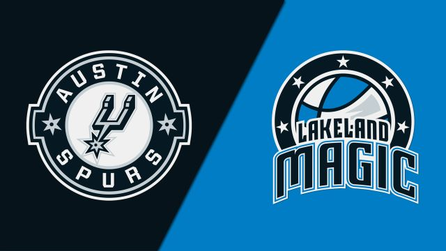 Austin Spurs vs. Lakeland Magic