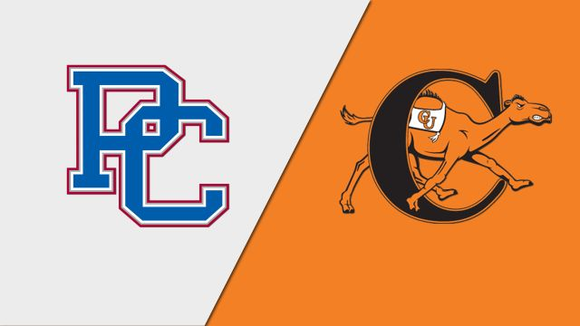 Presbyterian vs. Campbell (M Basketball)