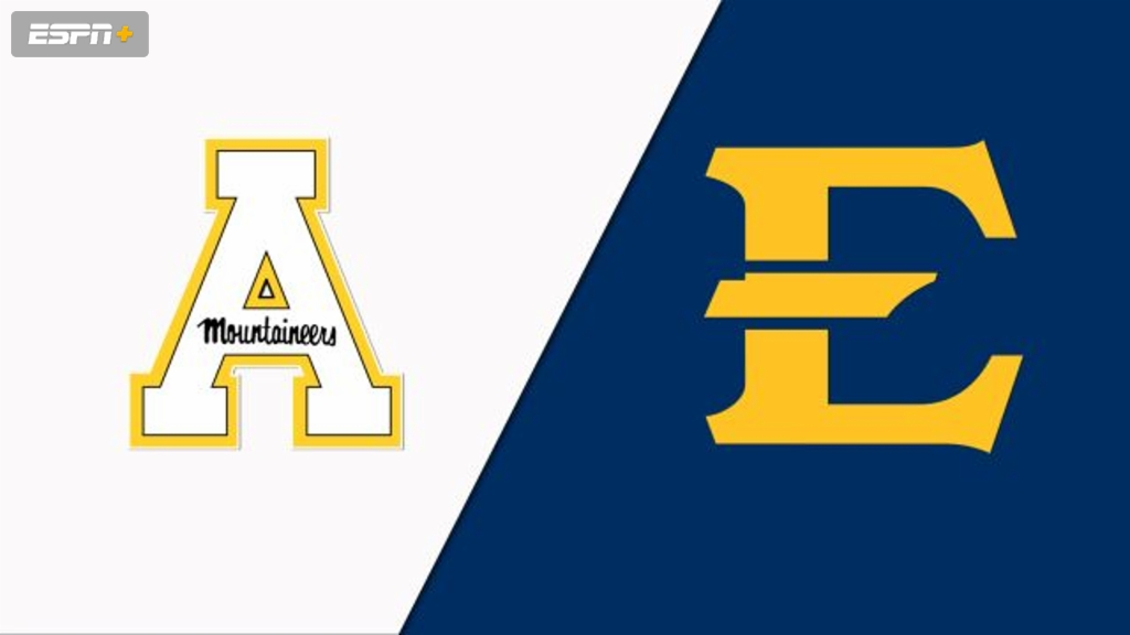 Appalachian State vs. East Tennessee State (M Basketball)