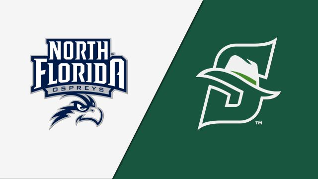 North Florida vs. Stetson (Match #7) (Atlantic Sun Beach Volleyball Championship)