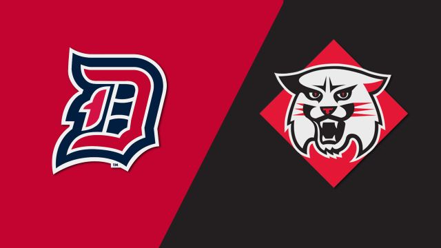 Duquesne vs. Davidson (W Volleyball)