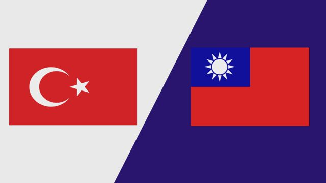 Turkey vs. Chinese Taipei (2018 FIL World Lacrosse Championships)