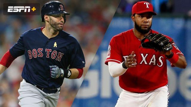 Boston Red Sox vs. Texas Rangers