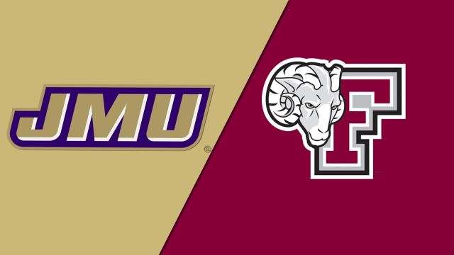 James Madison vs. Fordham (M Basketball)