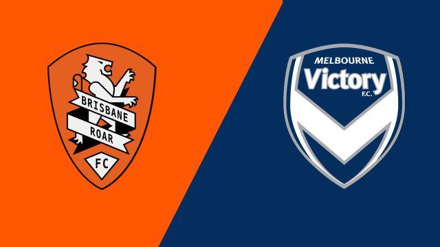 Brisbane Roar FC vs. Melbourne Victory (A-League)