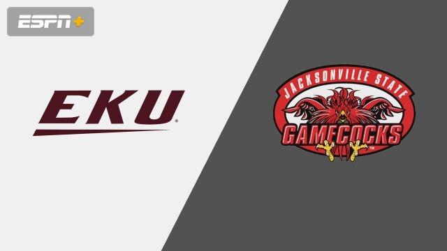 Eastern Kentucky vs. Jacksonville State (W Soccer)