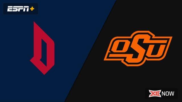 Duquesne vs. Oklahoma State (W Basketball)