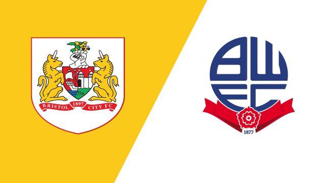 Bristol City vs. Bolton Wanderers (Round #4) (FA Cup)