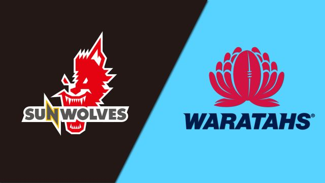 Sunwolves vs. Waratahs (Super Rugby)