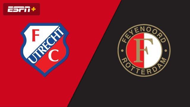 FC Utrecht vs. Feyenoord (Eredivisie)