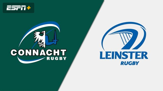 Connacht vs. Leinster (Guinness PRO14 Rugby)