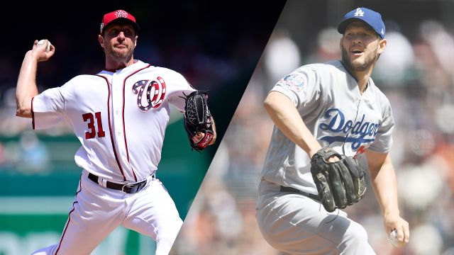 Washington Nationals vs. Los Angeles Dodgers