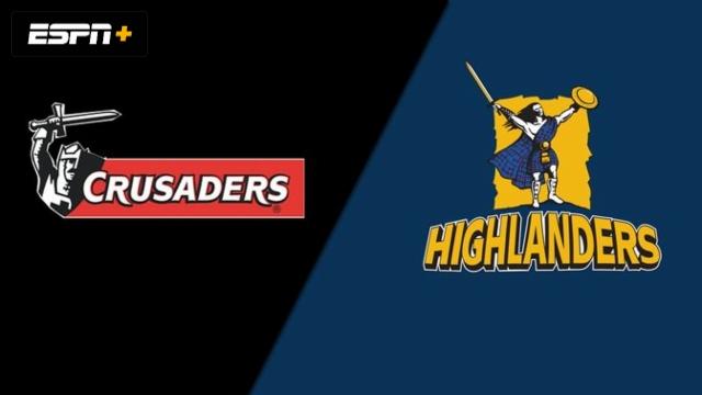 Crusaders vs. Highlanders (Super Rugby)