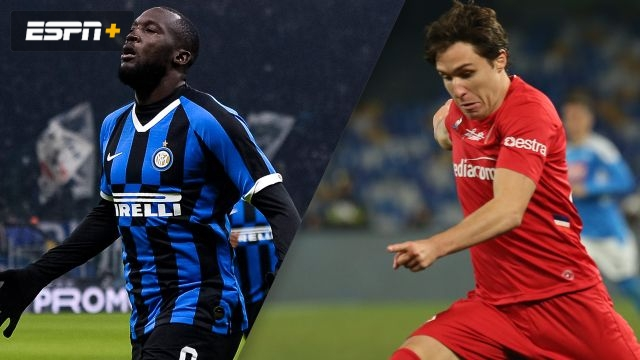 Inter vs. Fiorentina (Cuartos de Final)
