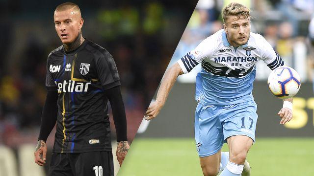 Parma vs. Lazio (Serie A)