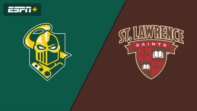 #7 Clarkson vs. St. Lawrence (W Hockey)