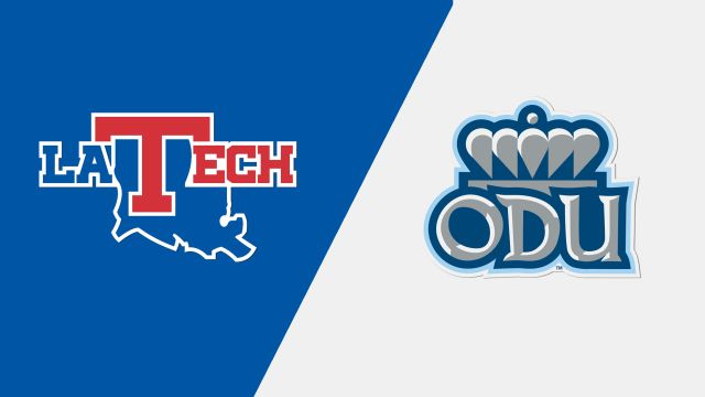 Louisiana Tech vs. Old Dominion (M Basketball)