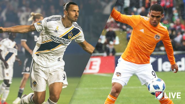 LA Galaxy vs. Houston Dynamo