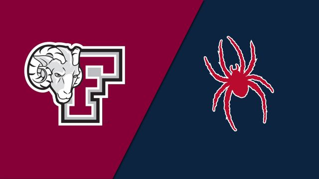 Fordham vs. Richmond (M Basketball)