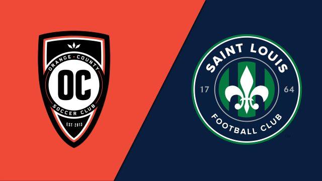Orange County SC vs. Saint Louis FC (USL Cup Playoffs)