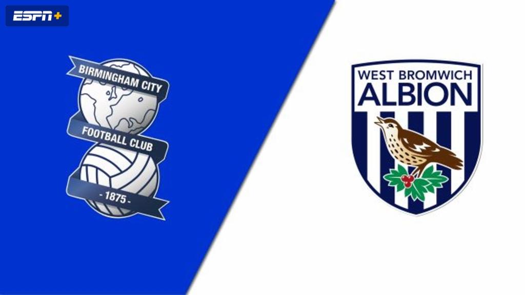 Birmingham City vs. West Bromwich Albion (English League Championship)