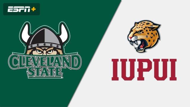 Cleveland State vs. IUPUI (W Basketball)