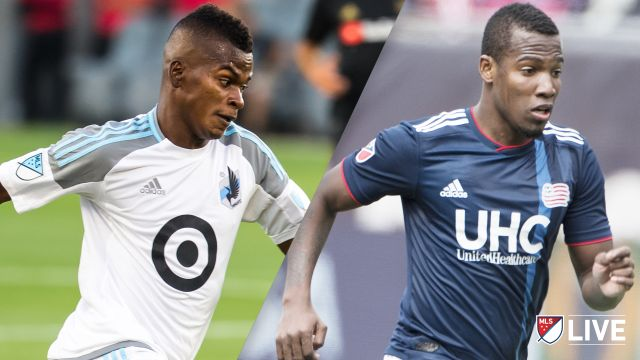 Minnesota United FC vs. New England Revolution