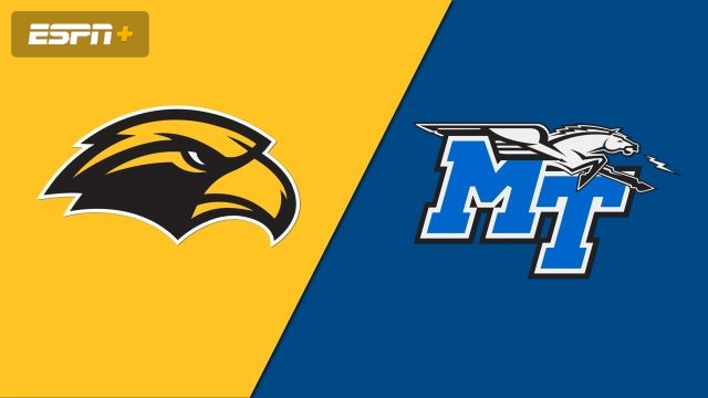 Southern Miss vs. Middle Tennessee (M Basketball)