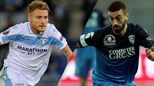Lazio vs. Empoli (Serie A)
