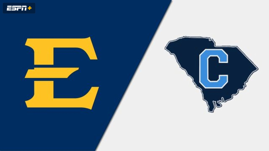 East Tennessee State vs. The Citadel (W Volleyball)