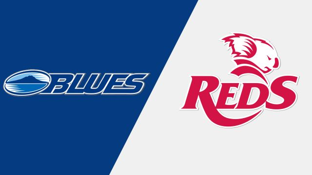 Blues vs. Reds (Super Rugby)