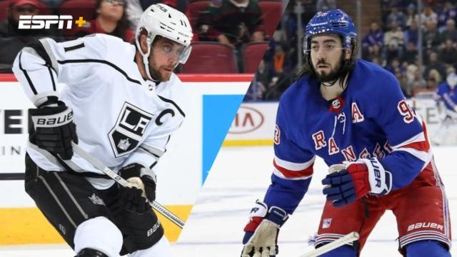 Los Angeles Kings vs. New York Rangers