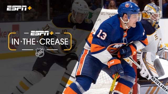 Sun, 12/15 - In the Crease: Can Isles stop red hot Sabres?