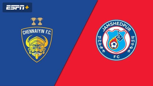 Chennaiyin FC vs. Jamshedpur FC