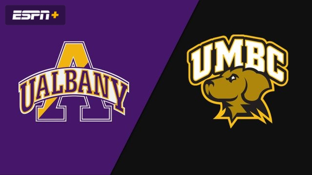 Albany vs. UMBC (M Basketball)