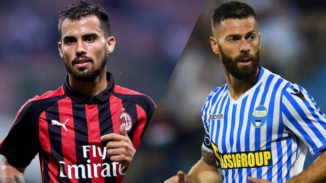 AC Milan vs. SPAL (Serie A)