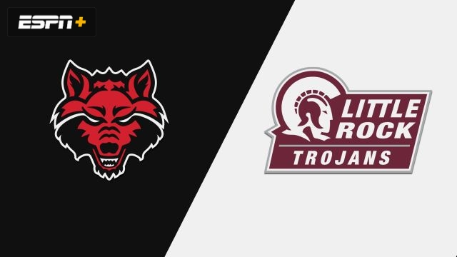 Arkansas State vs. Little Rock (W Basketball)