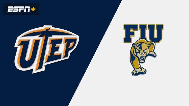 UTEP vs. Florida International (Football)