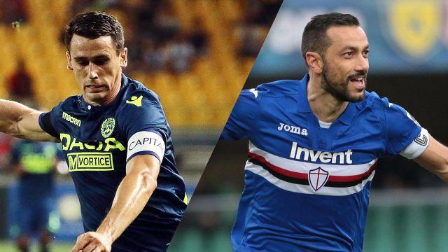 Udinese vs. Sampdoria (Serie A)