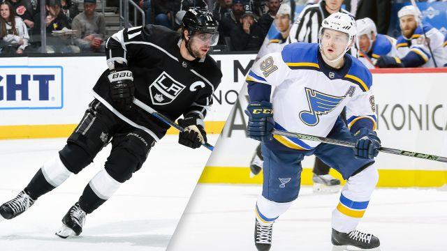 Los Angeles Kings vs. St. Louis Blues