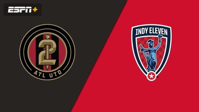 Atlanta United FC 2 vs. Indy Eleven (USL Championship)
