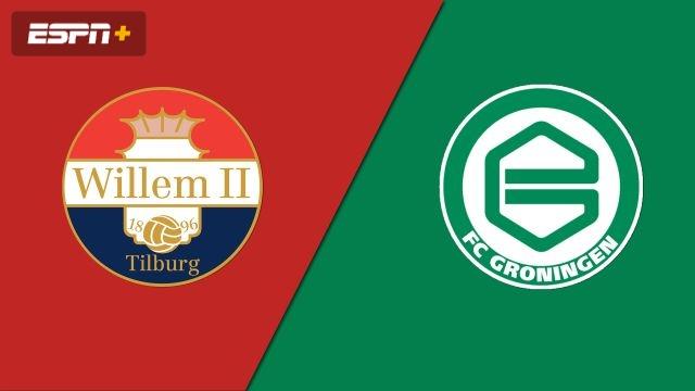Willem II vs. Groningen (Eredivisie)