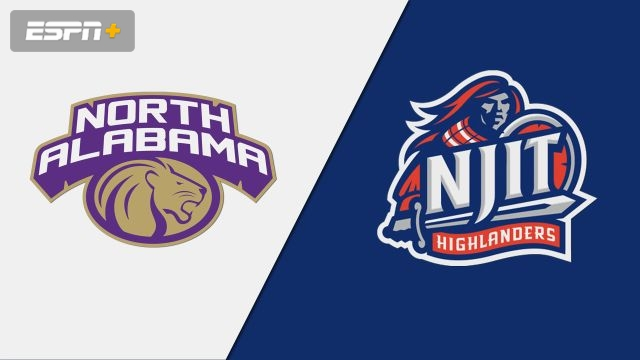 North Alabama vs. NJIT (M Basketball)