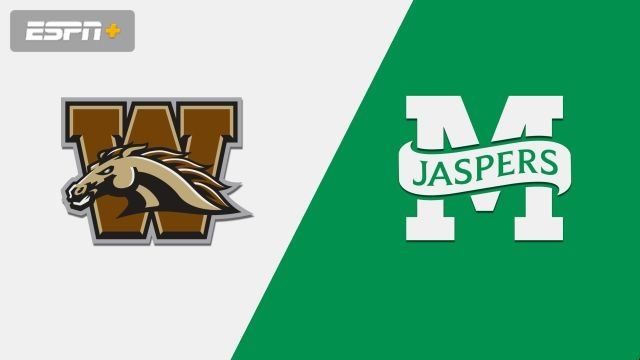 Western Michigan vs. Manhattan (M Basketball)