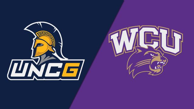 UNC Greensboro vs. Western Carolina (M Basketball)