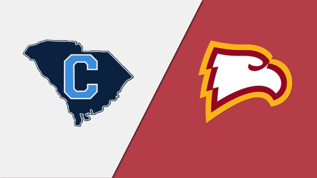The Citadel vs. Winthrop (Baseball)